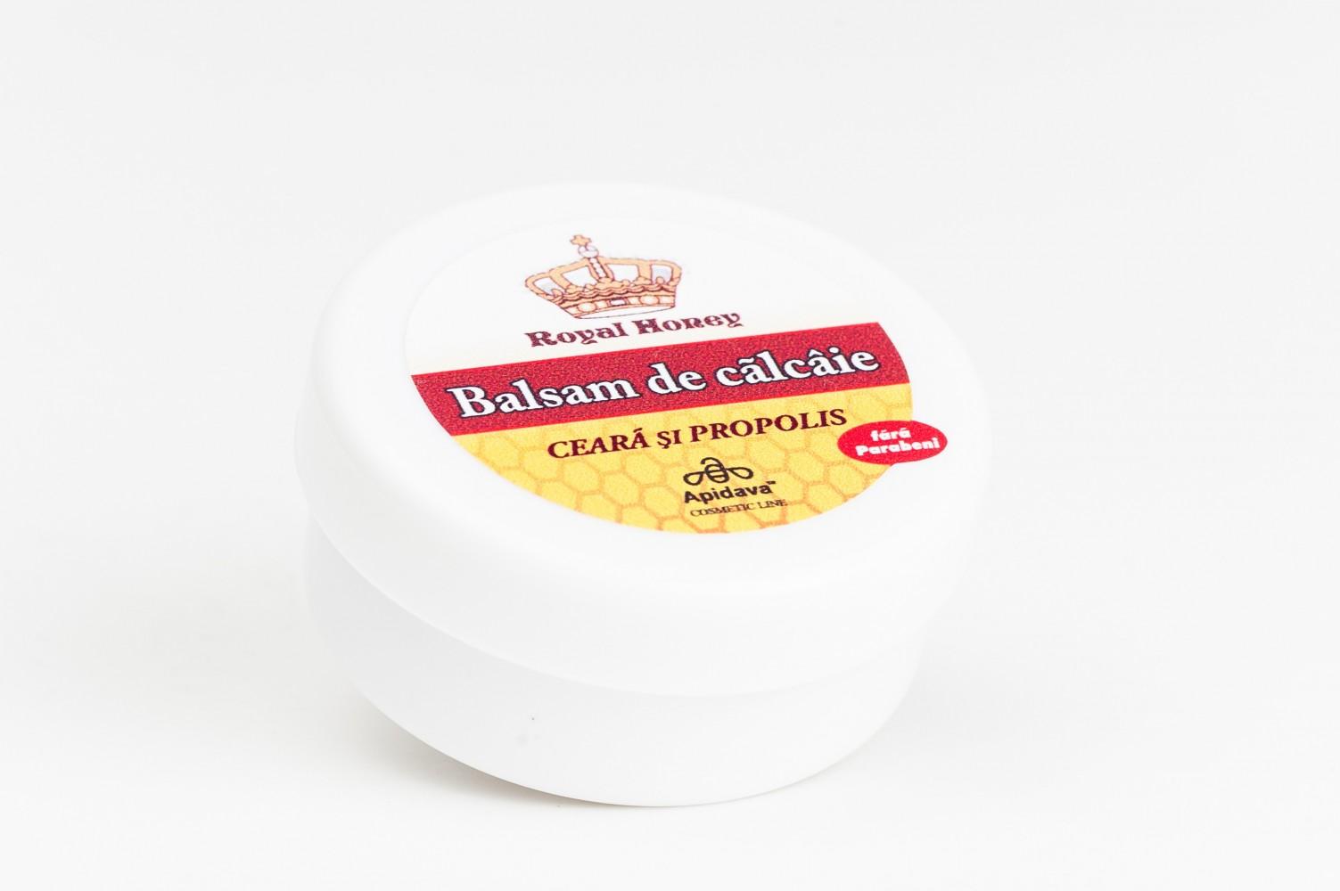 Balsam de Calcaie Apidava Prisaca Transilvania - 30 ML
