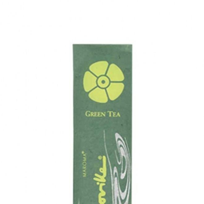 Betisoare parfumate Ceai Verde, Maroma, 10 buc