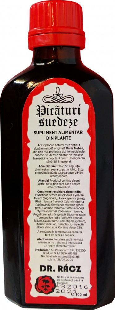 Bitter Suedez, Bitter Bano, 100 ML, Dr. Racz