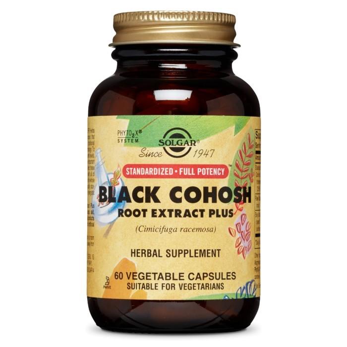 Black Cohosh 60cps, Solgar