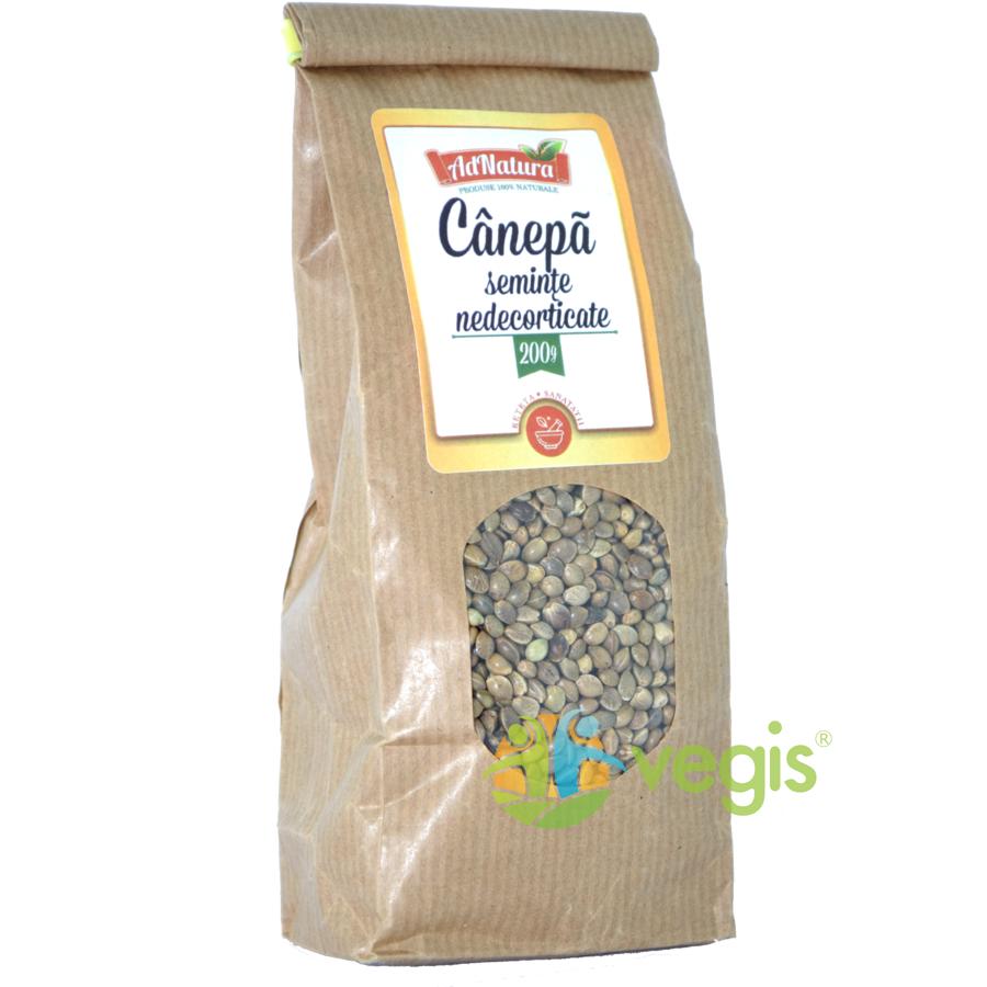 Canepa Seminte Nedecorticate 200gr