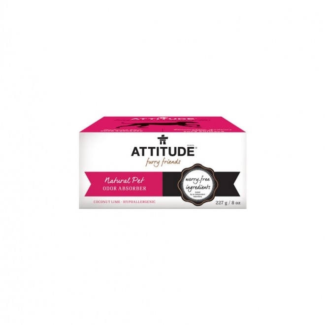 Capsule absorbante de mirosuri neplacute, Attitude, 227 g