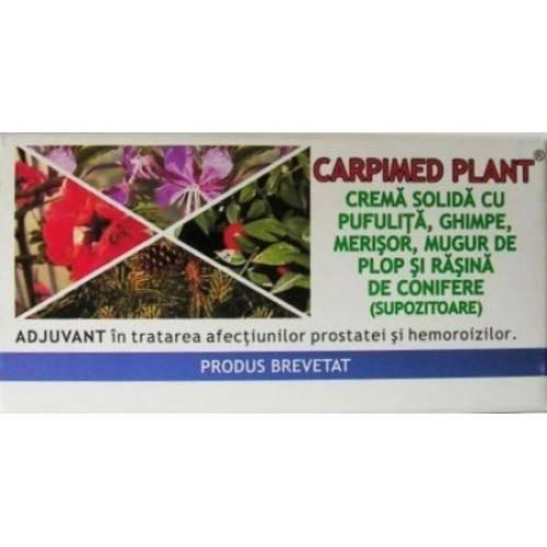 Carpimed Plant 1.5g - supozitoare
