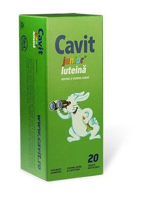Cavit Junior Luteina Biofarm
