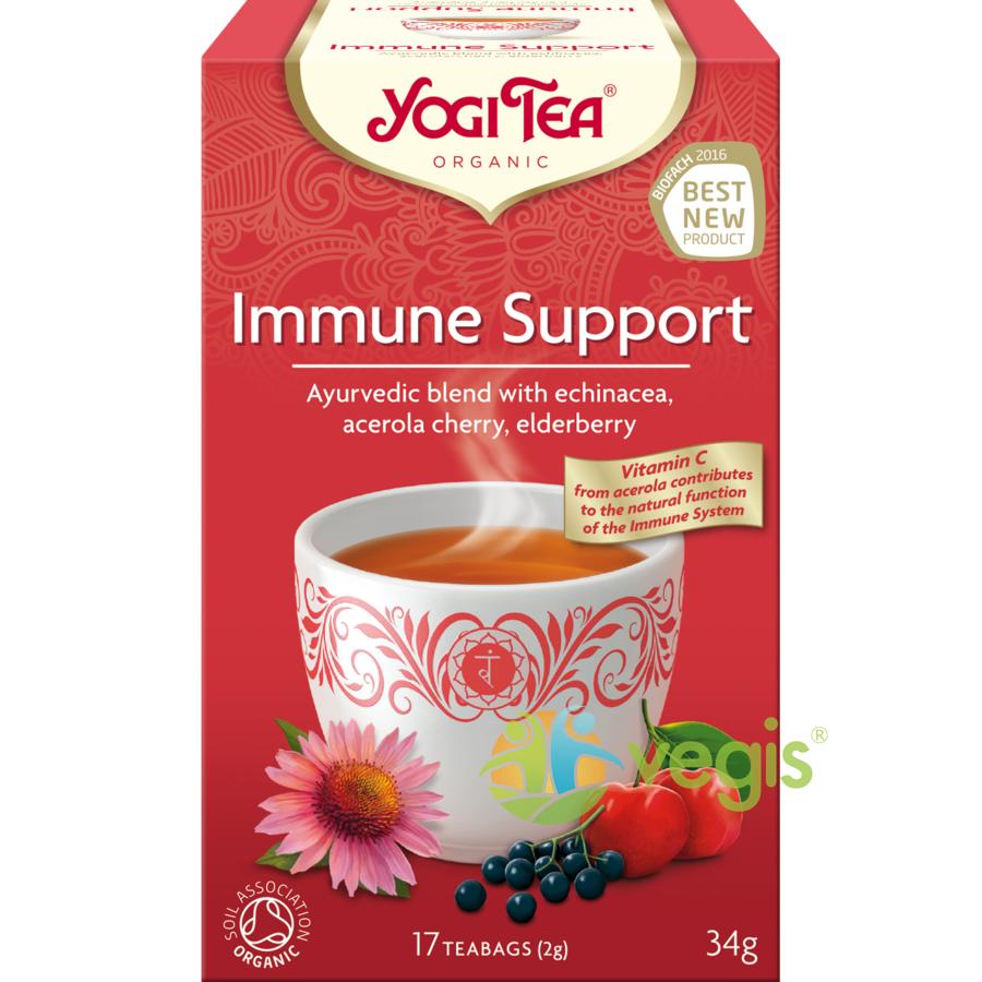 Ceai Imunitate (Immune Support) Ecologic/Bio 17dz 34g