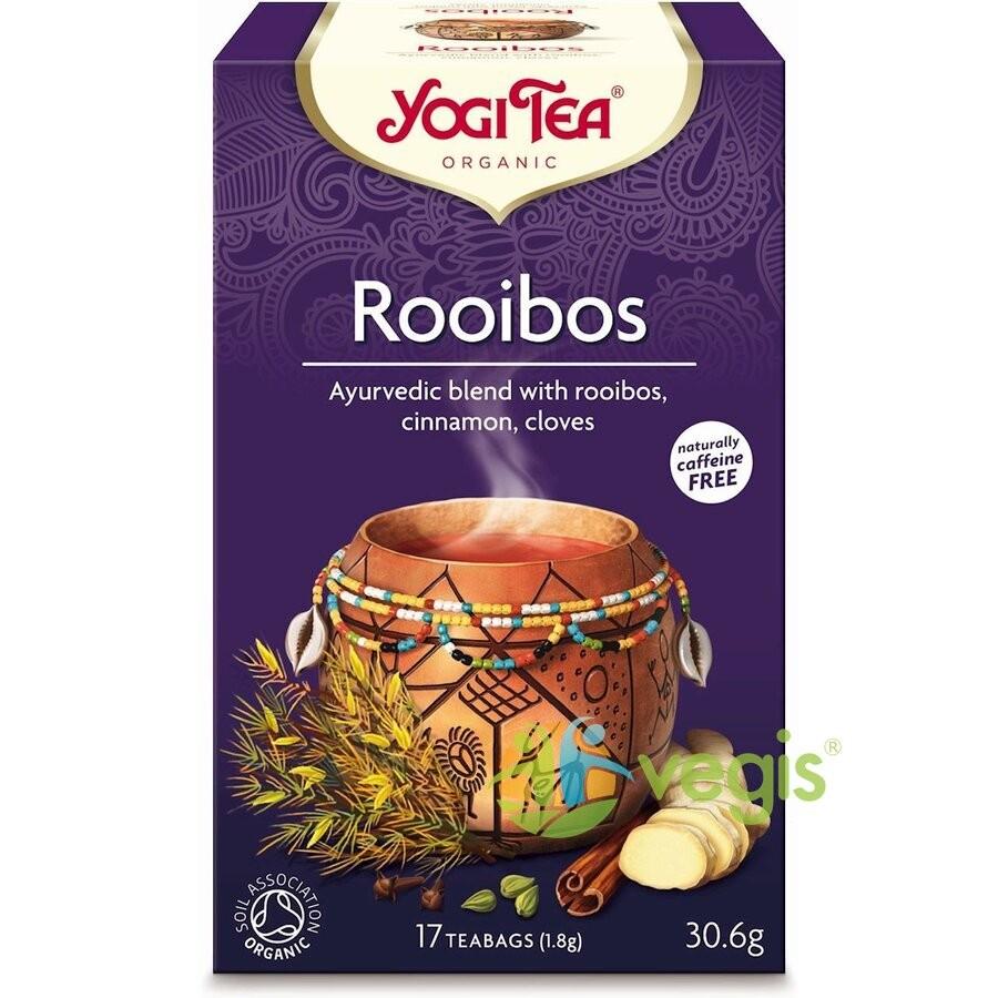 Ceai Rooibos Ecologic/Bio 17dz 30.6g