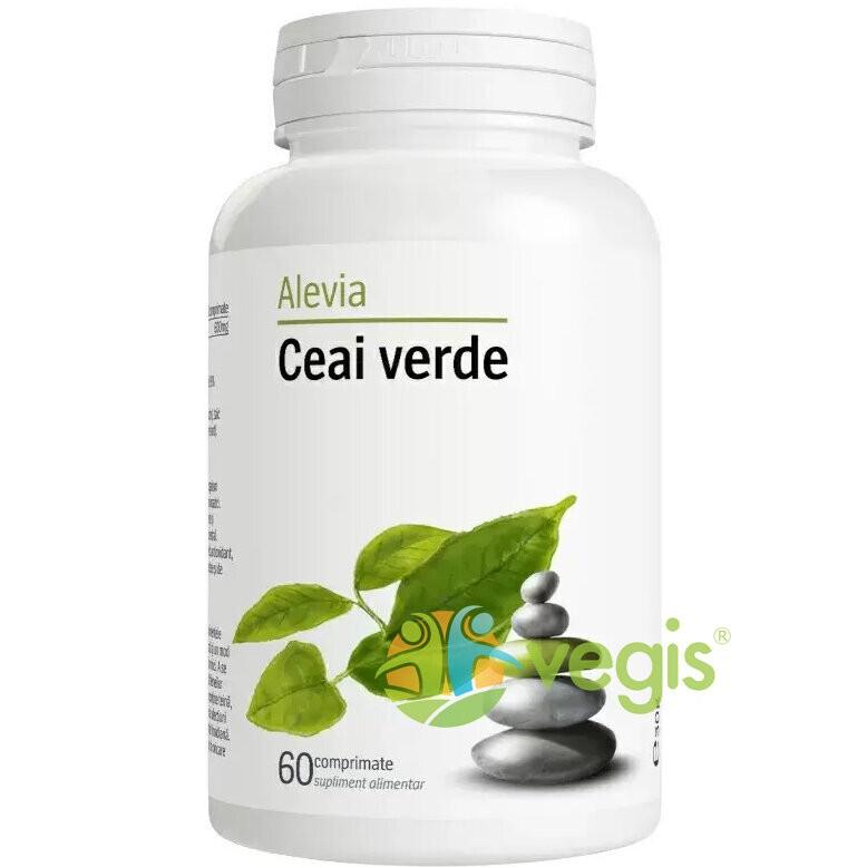 Ceai Verde - 60cpr