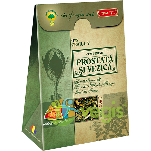 CeaiulVProstata Si Vezica 50gr