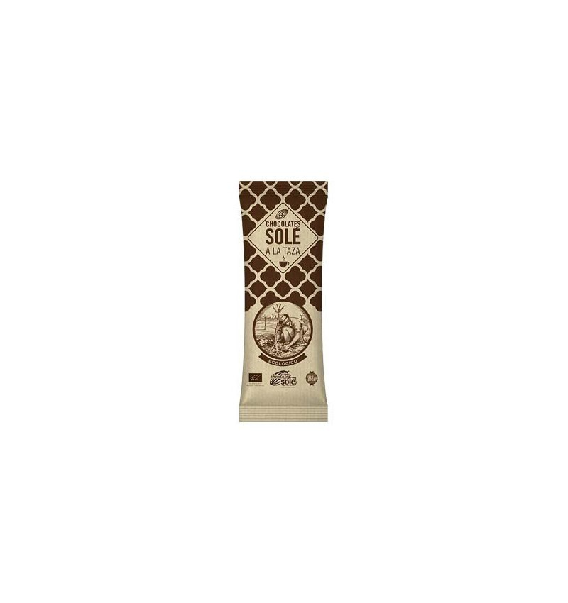 Ciocolata Calda Bio, 200 g Chocolates Sole