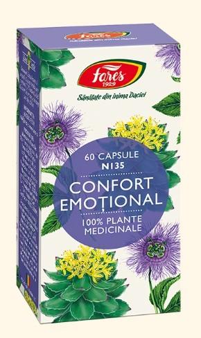 Confort Emotional 60 capsule