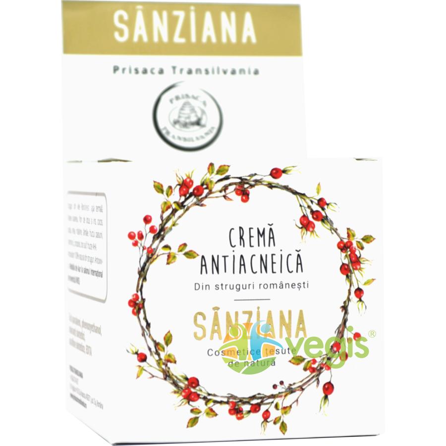 Crema Antiacneica Sanziana 30ml