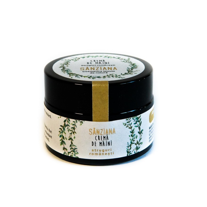 Crema de Maini Sanziana Prisaca Transilvania - 30 ML