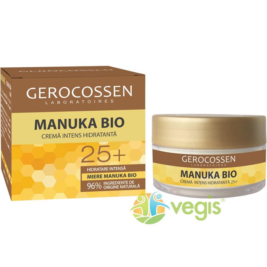 Crema Intens Hidratanta 25+ Manuka Bio 50ml