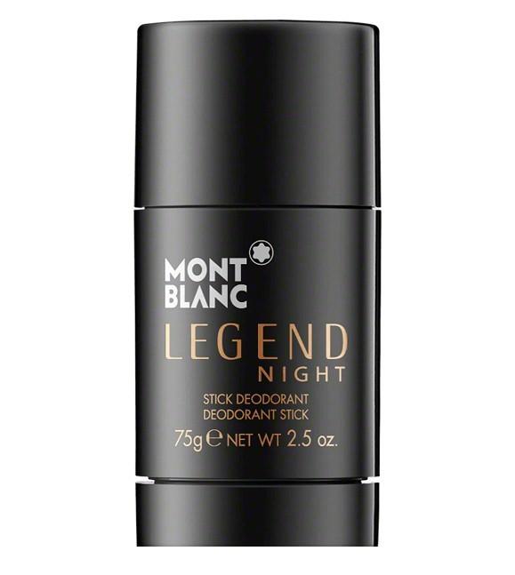 Deo Stick Mont Blanc Legend Night