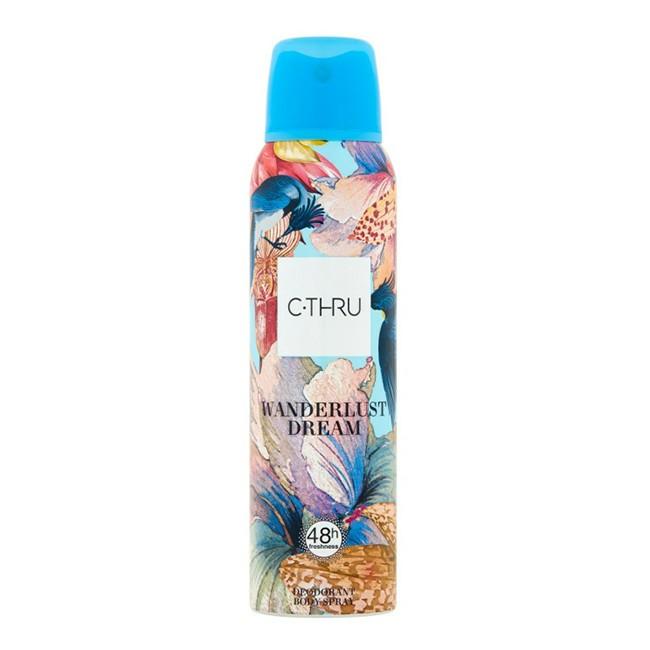 Deodorant Spray C-Thru Wanderlust Dream