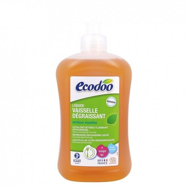 Detergent bio ultradegresant, Ecodoo, pt. vase, 1 L