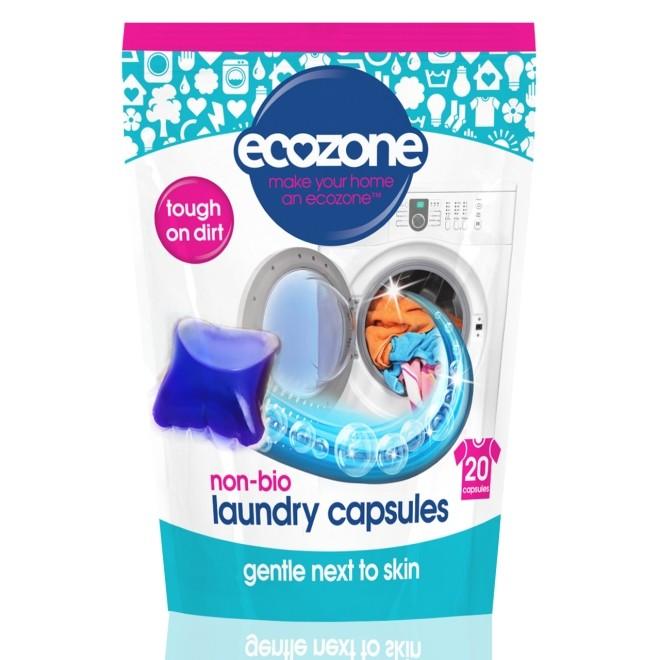 Detergent capsule, Ecozone, 20 buc, 500 g