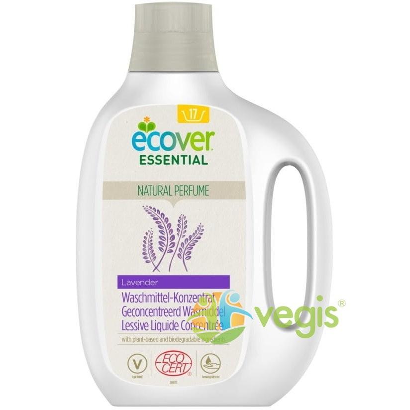 Detergent Lichid Concentrat cu Lavanda Ecologic/Bio 850ml