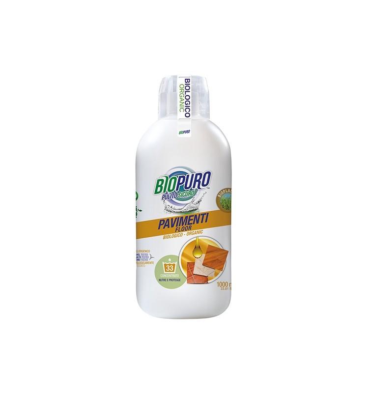 Detergent lichid pentru spalarea pardoselilor, 1000 ML Biopuro