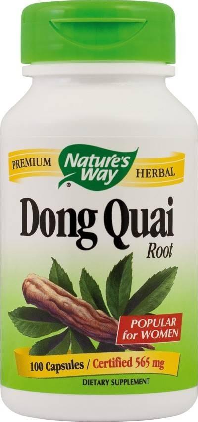 Dong Quai Root 565 Mg, 100cps Secom