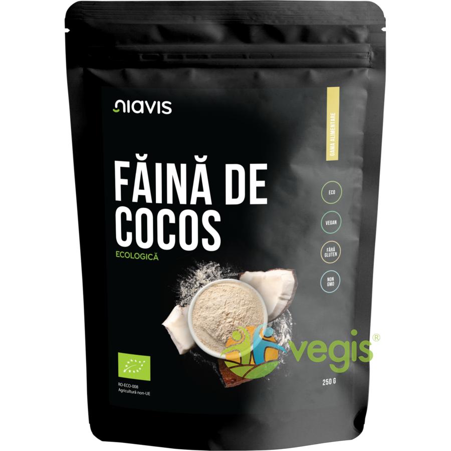 Faina De Cocos Ecologica/Bio 250g
