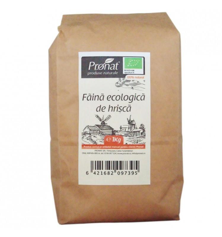 Faina de Hrișcă Bio Pronat - 1kg