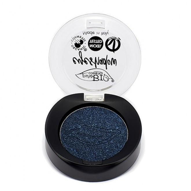 Fard de pleoape sidefat Blu Night nr. 20, Purbio Cosmetics