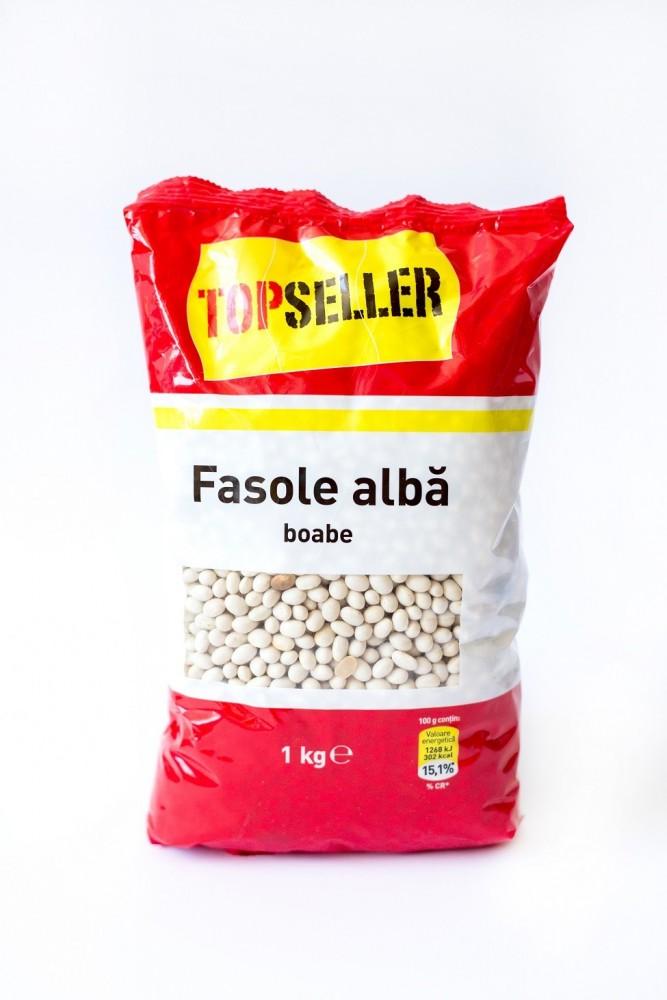 Fasole Alba, Boabe 1Kg