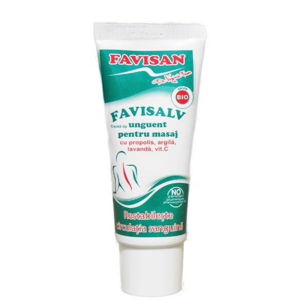 Favisalv Unguent, 40 ml, Favisan