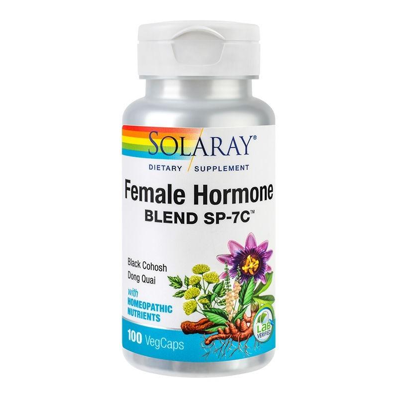 Female Hormone Blend, 100 cps Secom