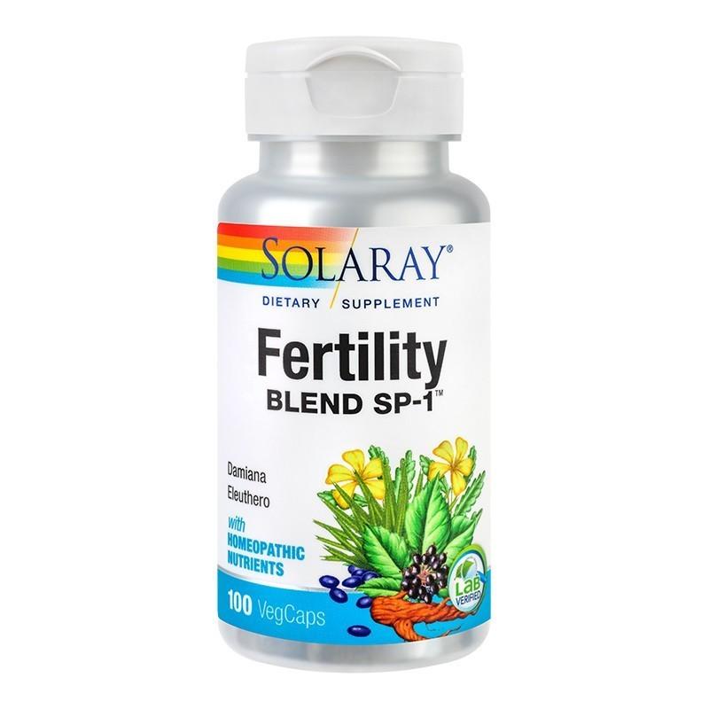 Fertility Blend, 100 capsule Secom