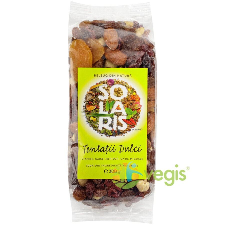 Fructe Uscate - Tentatii Dulci 150gr