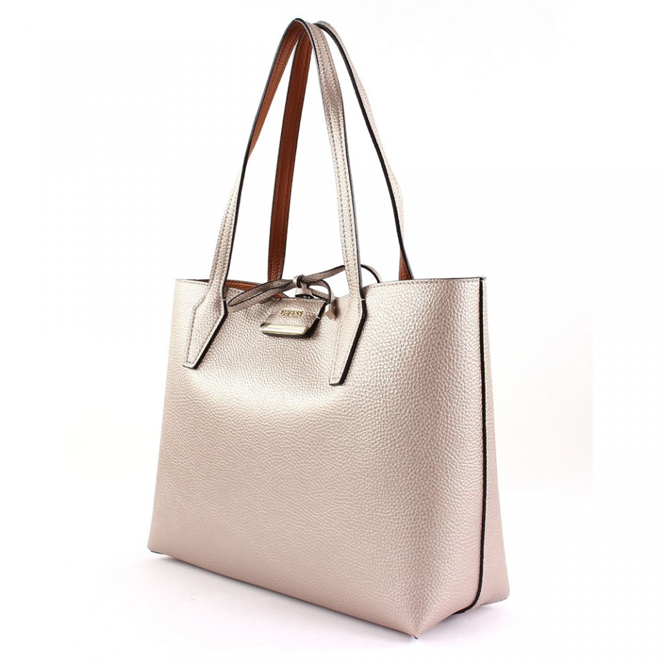 Geanta GUESS Bobbi Inside Out Tote