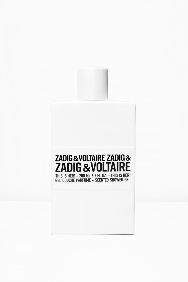 Gel de dus Zadig & Voltaire This Is Her