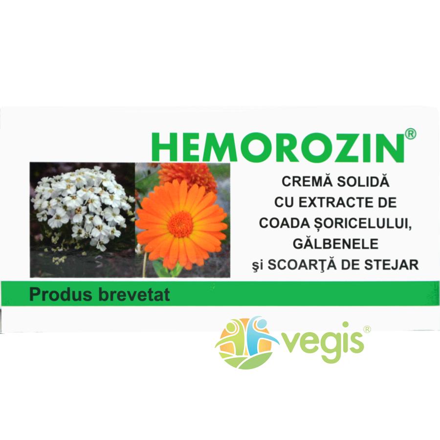 Hemorozin Supozitoare 1,5g*10blistere