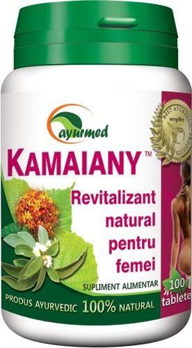 Kamaiany, 50tb Ayurmed