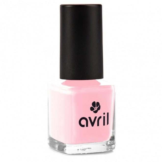 Lac de unghii / Oja Avril - Pink Ballerine, 7 ml
