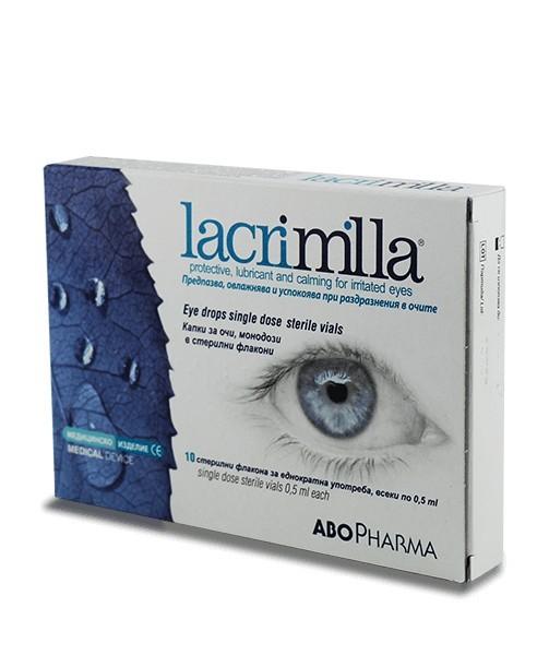 Lacrimilla, 10 FL x 0.5 ML
