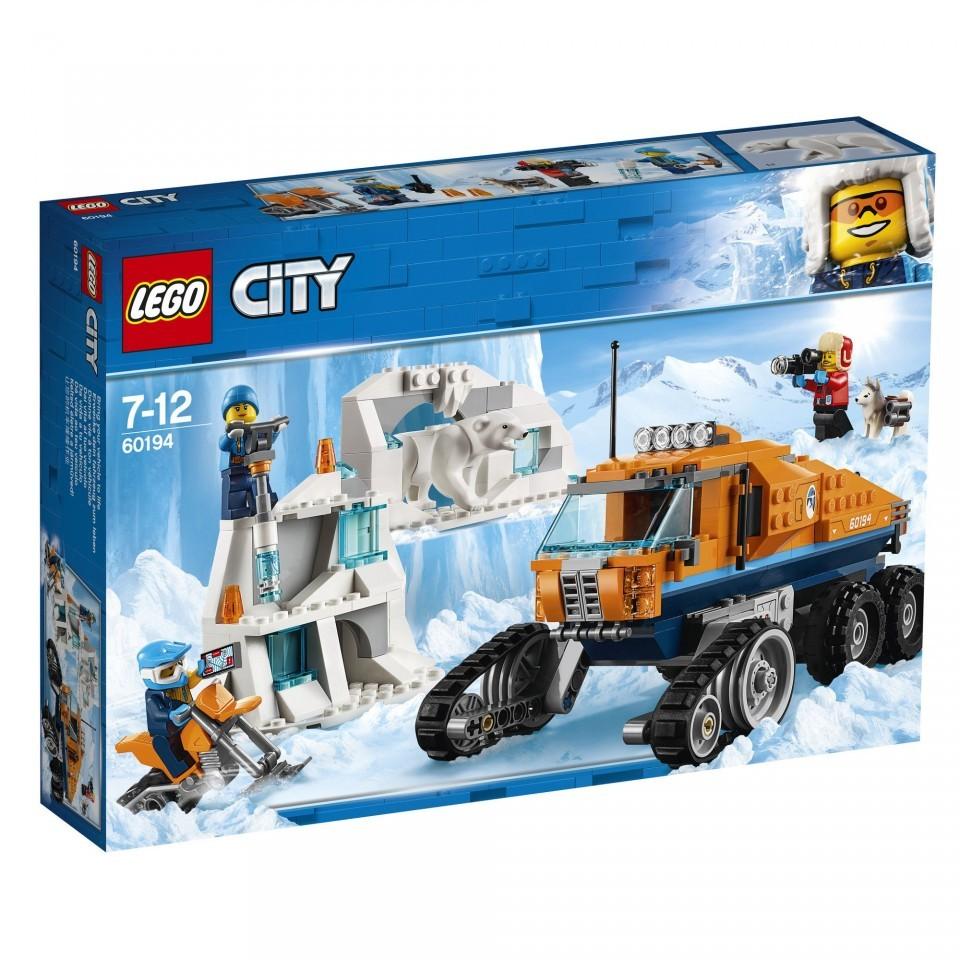 LEGO City, Camion arctic de cercetare, 60194, 7-12 ani