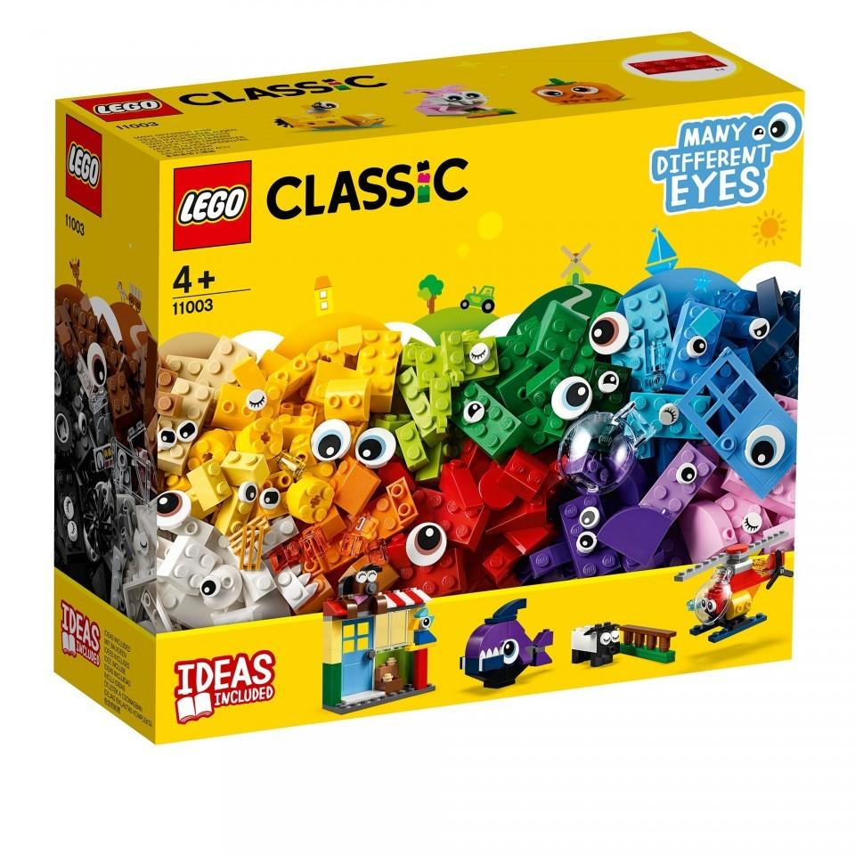 LEGO CLASSIC Caramizi si Ochi, 11003, 4+ ani