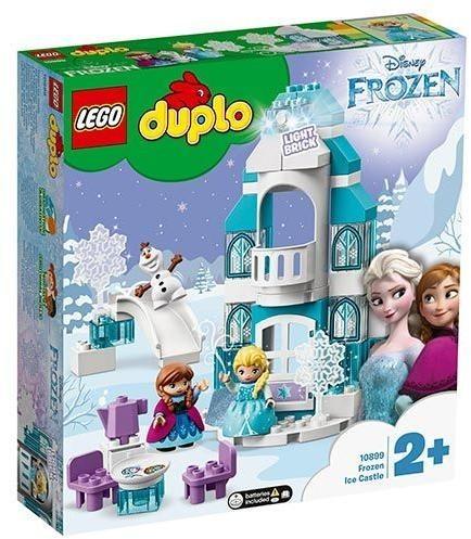 LEGO DUPLO, Castelul din regatul de gheata, 10899, 2+