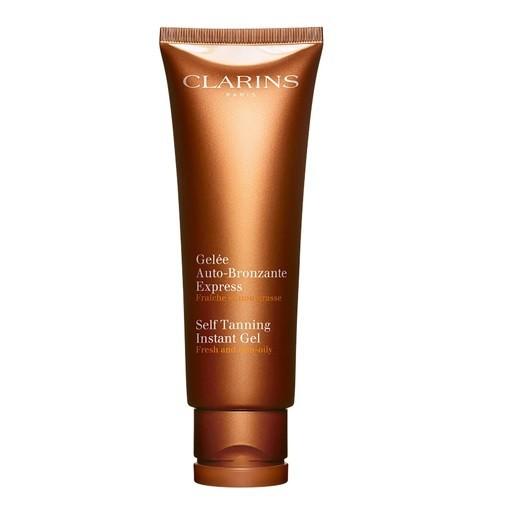 Lotiune autobronzanta Clarins Self Tanning Instant Gel