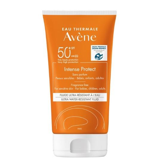 Lotiune fara parfum Intense Protect Avene SPF 50+
