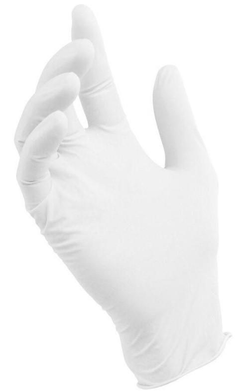 Manusi unica folosinta, 100buc Marimea S + Gel Antibacterian 50ML