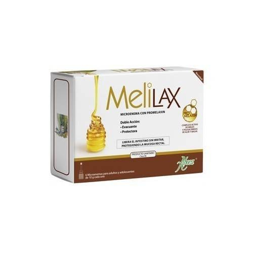 Melilax Pediatric Aboca - 6x10g