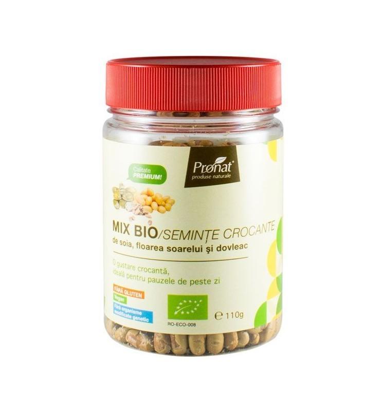 Mix Seminte Crocante, 110g Pronat