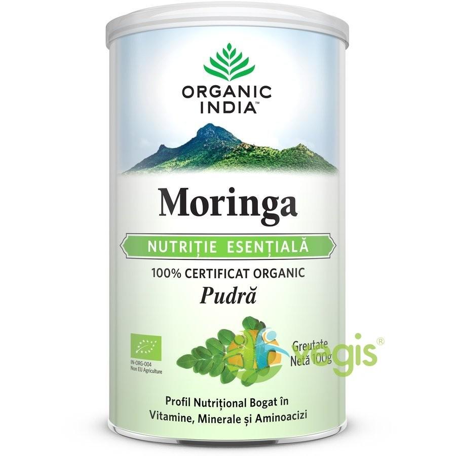 Moringa Pudra Ecologica/Bio 100g