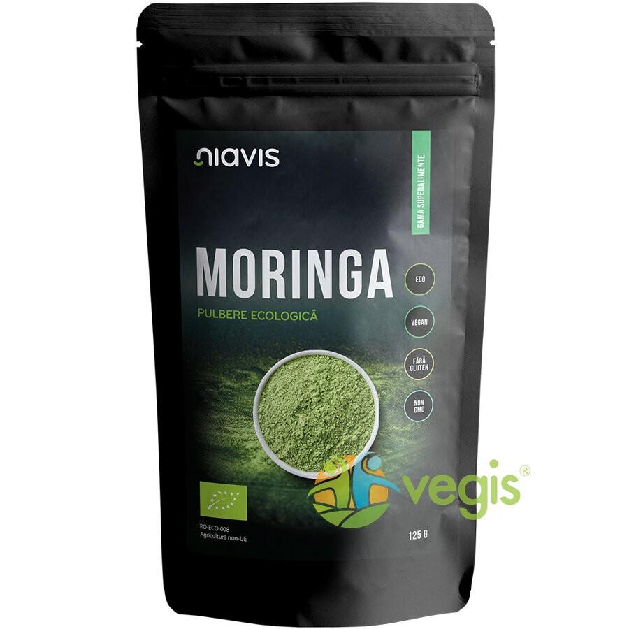 Moringa Pulbere Ecologica/Bio 125g