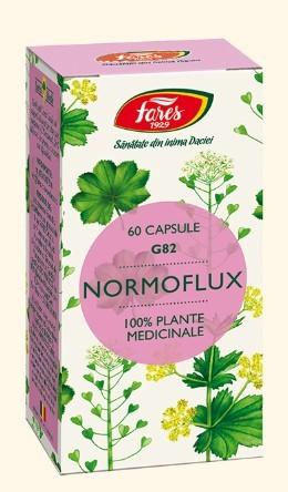 Normoflux 60 capsule