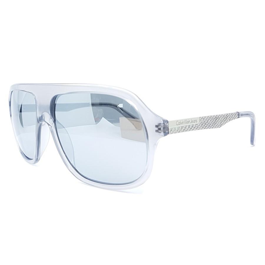 Ochelari de soare Calvin Klein Crystal Gay J446S/59 barbati
